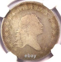 1794 Flowing Hair Bust Half Dollar 50C Certified NGC VG Detail Rare Coin