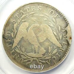 1795 Flowing Hair Bust Half Dollar 50C Certified ANACS VG8 Details Rare Coin