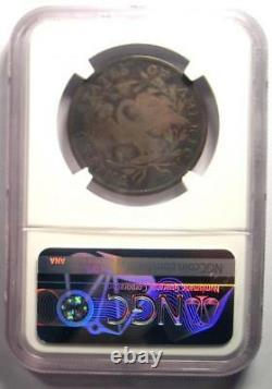 1795 Flowing Hair Half Dollar 50C Coin O-131 Certified NGC G6 $1,300 Value
