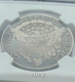 1805 50C Draped Bust Silver Half Dollar NGC G6 RARE Early US Coin (A76)