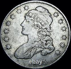 1835 Capped Bust Half Dollar Lot - Type Coin Nice L@@K - #D663