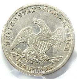 1839-O Capped Bust Half Dollar 50C Certified PCGS VF20 Rare O Mint Coin