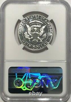 1964 Ngc Pf68 Cameo Proof Silver Kennedy First Year Of Issue Half Jfk Coin Sign