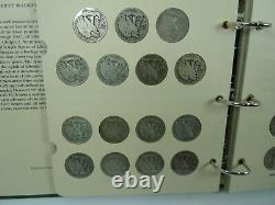 Walking Liberty Half Dollar Complete Full Set 1916-1947 Estate collection Silver